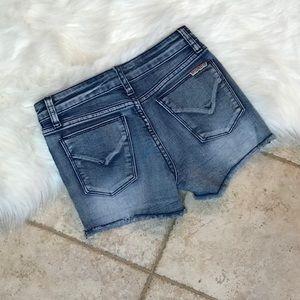 Little girl Hudson Jeans shorts